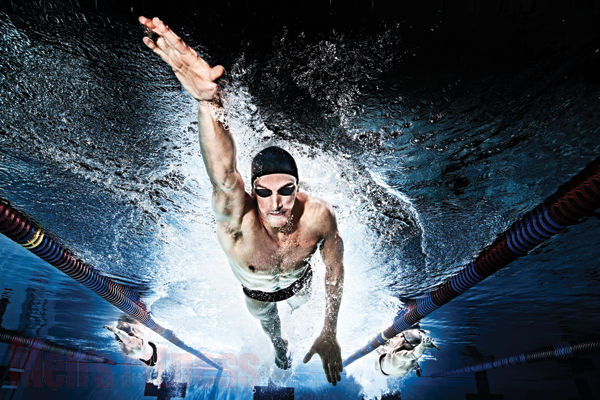Make a difference in the pool this winter with K+ swim squad sessions
